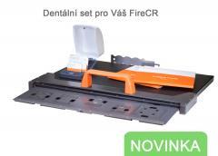 Nepřímá digitalizace FireCR Spark Vet