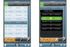 Přímá digitalizace pro hipiatrii Cuattro Slate HUB