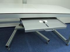 RTG stůl AluVet Duo